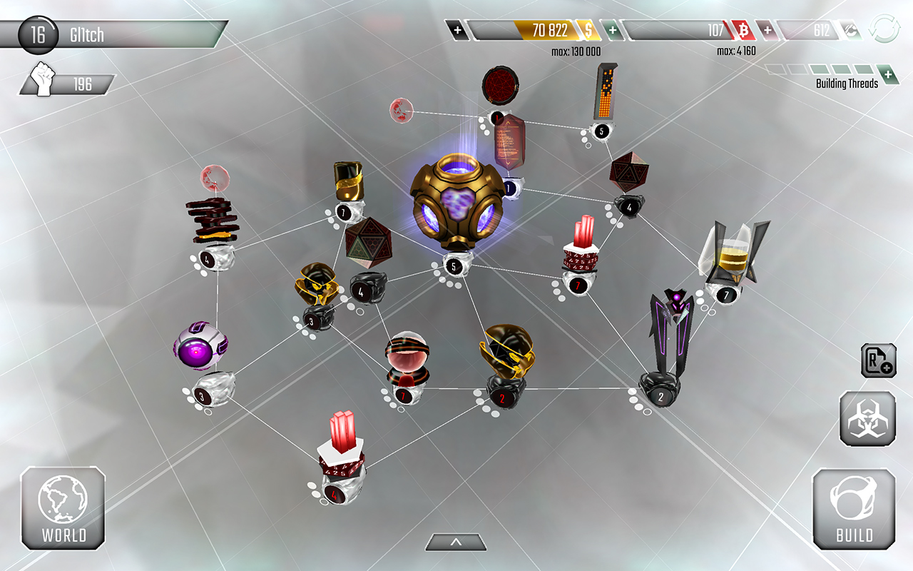 Hackers - online strategy game